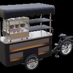 Wózek gastronomiczny na zamówenie