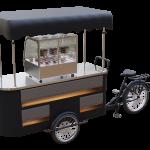 Wózek gastronomiczny personalizowany